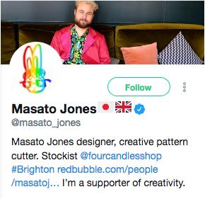 Masato Jones
