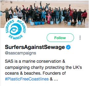 SurfersAgainstSewage